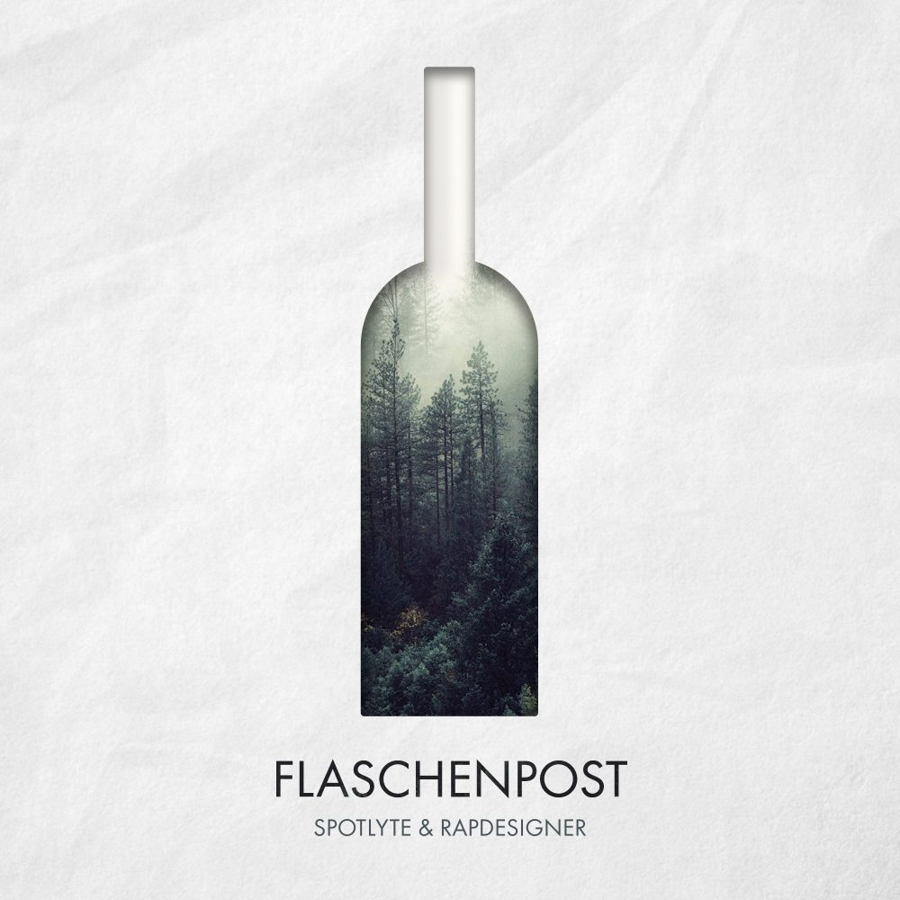 Flaschenpost Cover